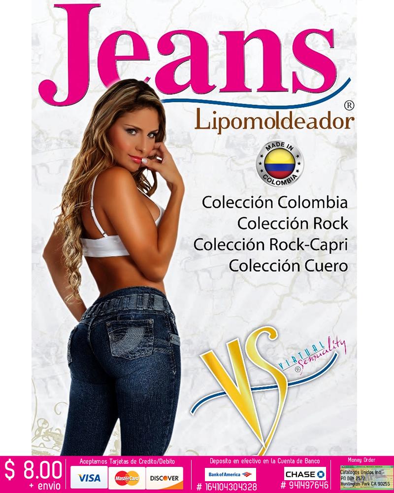 Catalogos Fajate Virtual Jeans Lipomoldeadores