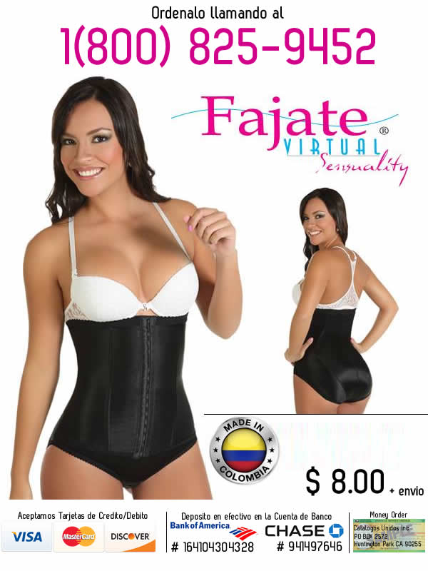 Catalogo Fajate Virtual Fajas