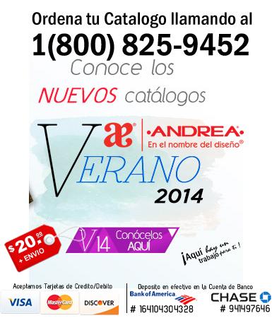 Catalogo Andrea Verano 2014