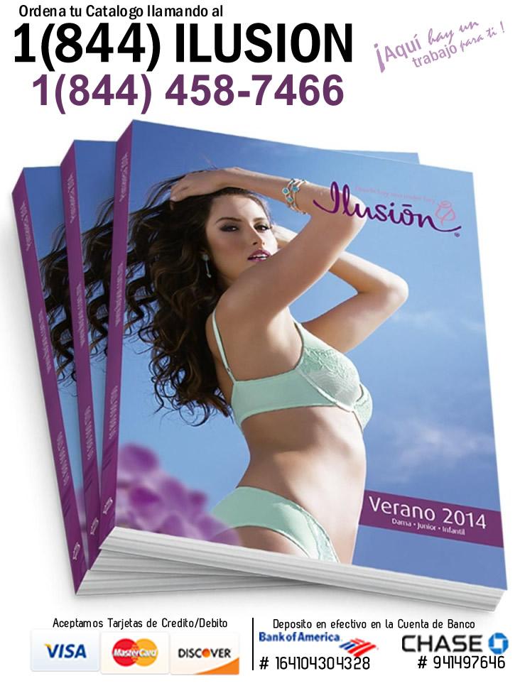 Catalogo Ilusion Verano 2014