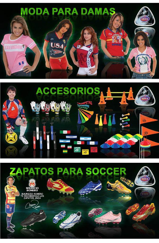 Catalogo de Ropa Deportiva Arza Sports