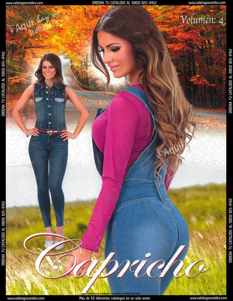 Catalogo Capricho (Volumen 4)  2015