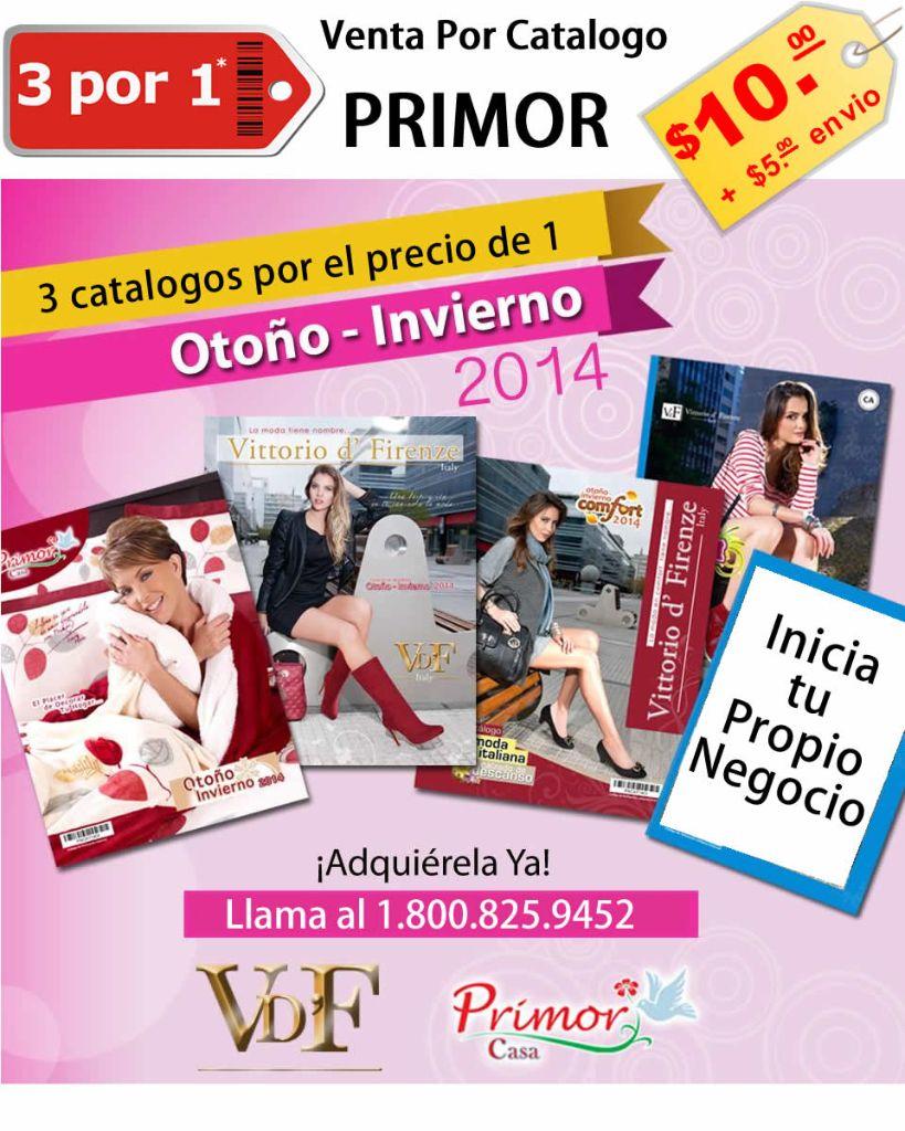 Catalogo Primor & Vittorio D Firenze 2014 – 2015