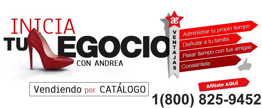 Catalogos de Botas Andrea