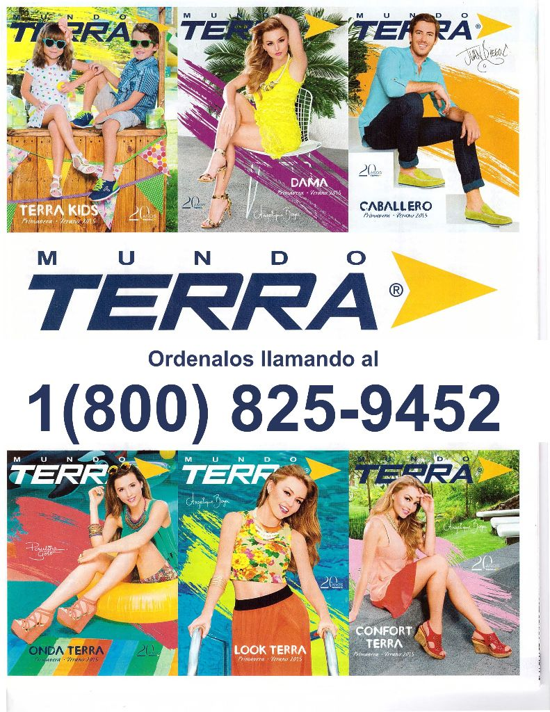 Catalogos Mundo Terra USA