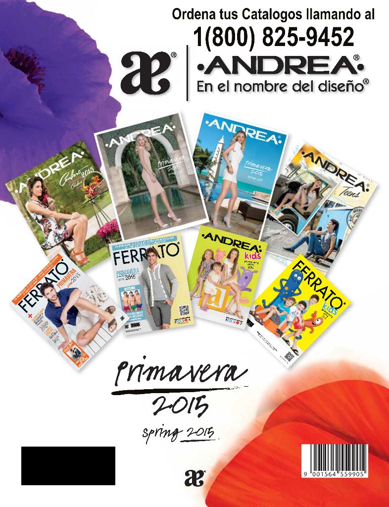Andrea Primavera 2015
