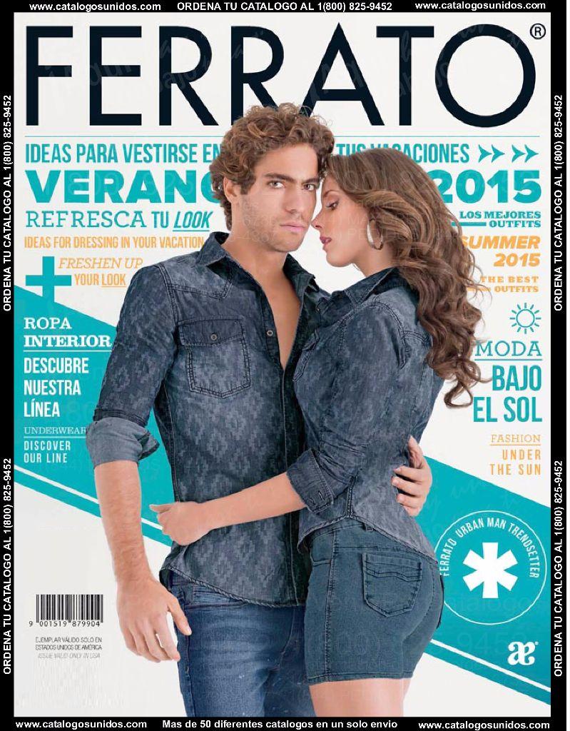 Ferrato Jeans & Ropa Para Caballero