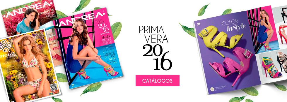Catalogos Andrea Preventa Primavera – Verano 2016