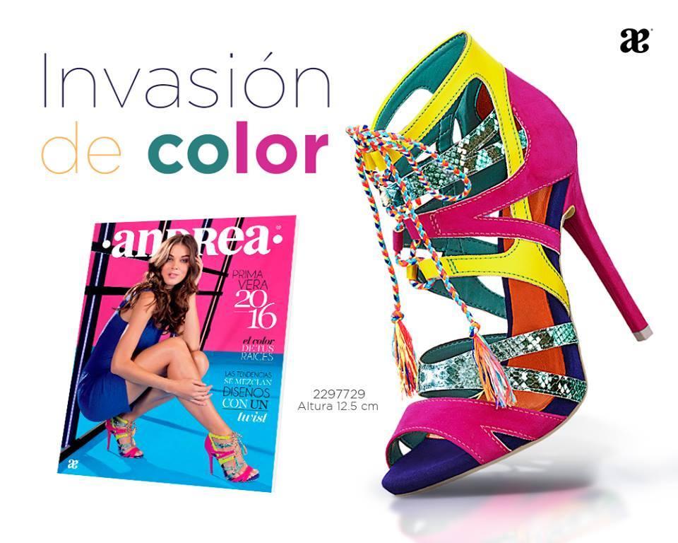Andrea Venta Por Catalogo de Zapatos y Ropa
