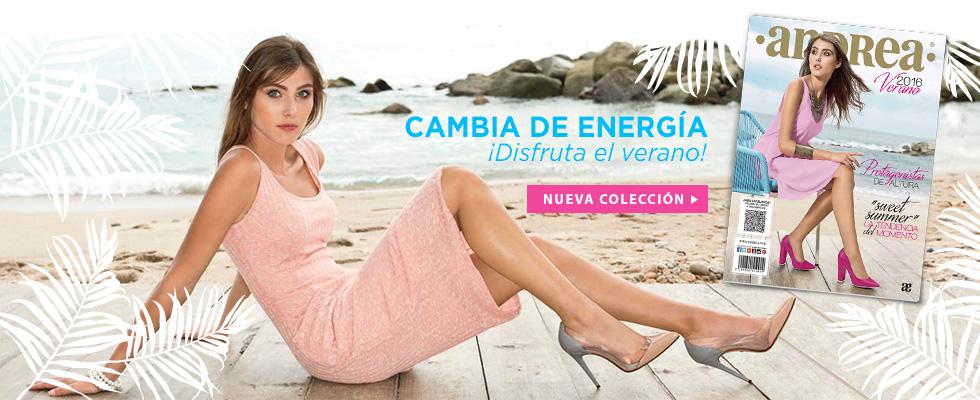 Nueva Coleccion Andrea 2016