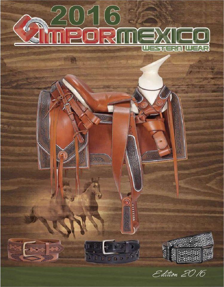 Catalogo Charreria | ImporMexico Inc