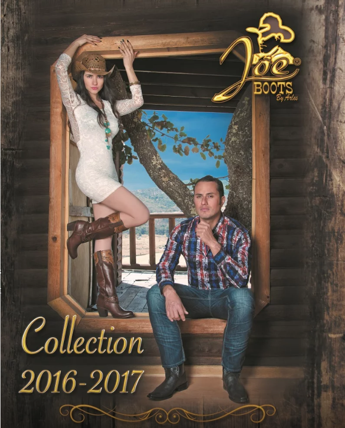 Arles Shoes | Joe Boots | Catalogo Vaquero | Western Wear