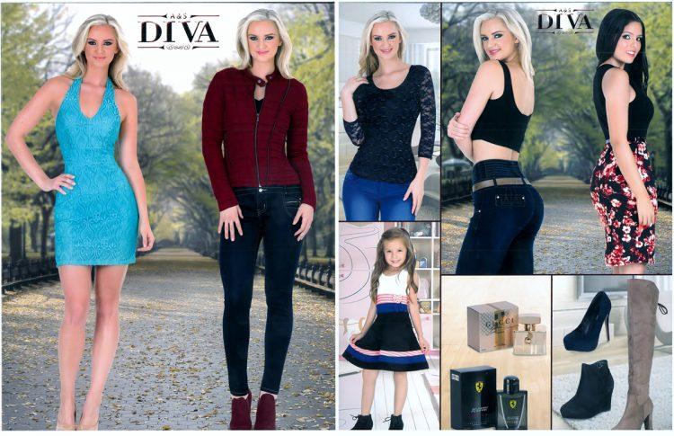 Catalogo Diva | Nueva Temporada Otoño Invierno | 2016 – 2017