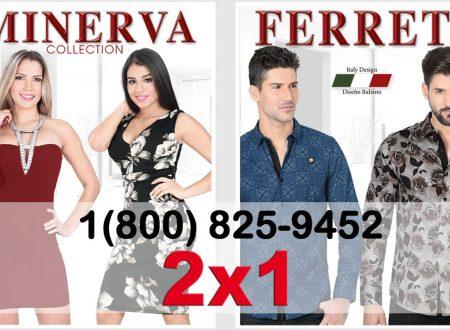 Catalogo Ferreti Minerva