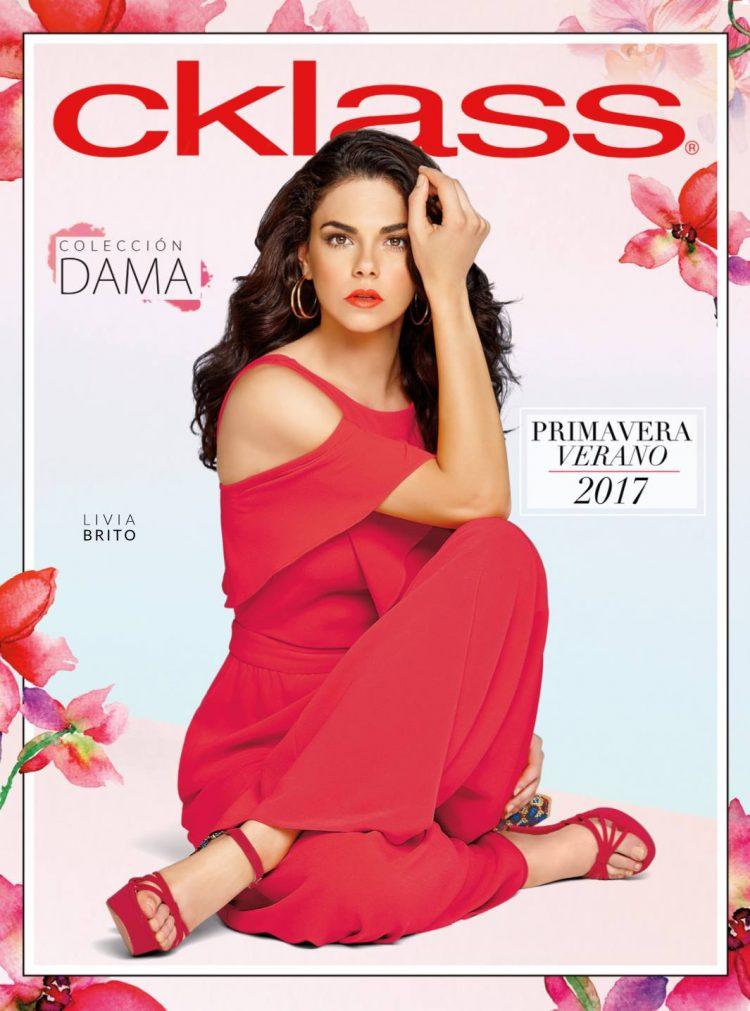 Catálogo Cklass Dama Primavera Verano 2017