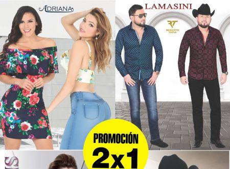 LAMASINI ® & MONTERO ®   [ 2 x 1 ]   Oficial