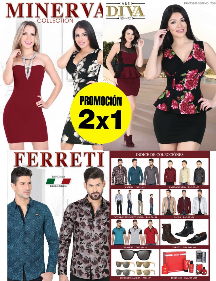 Ferreti® Minerva® Diva® [2×1]