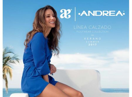 Andrea: Catalogo de Zapatos para Dama Verano 2017