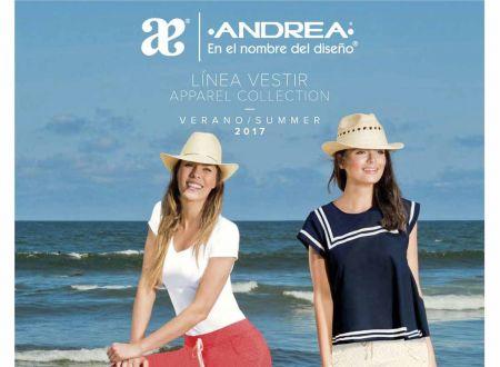 Andrea Línea de Vestir Verano 2017 de Estados Unidos