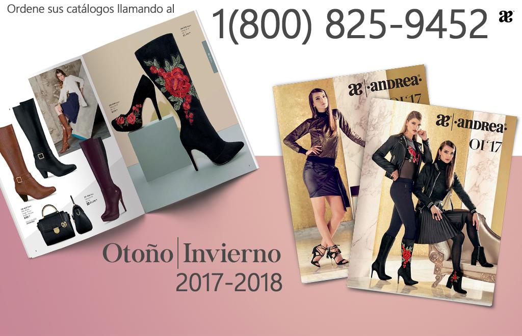 Andrea 2017 2018 Catalogos Oficiales Usa