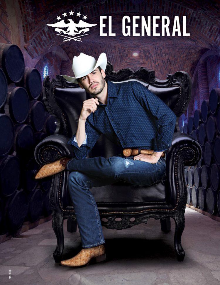 El General | Botas Vaqueras | 2017 – 2018