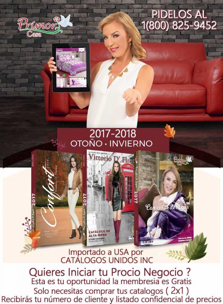 Catalogos Primor 2017 – 2018