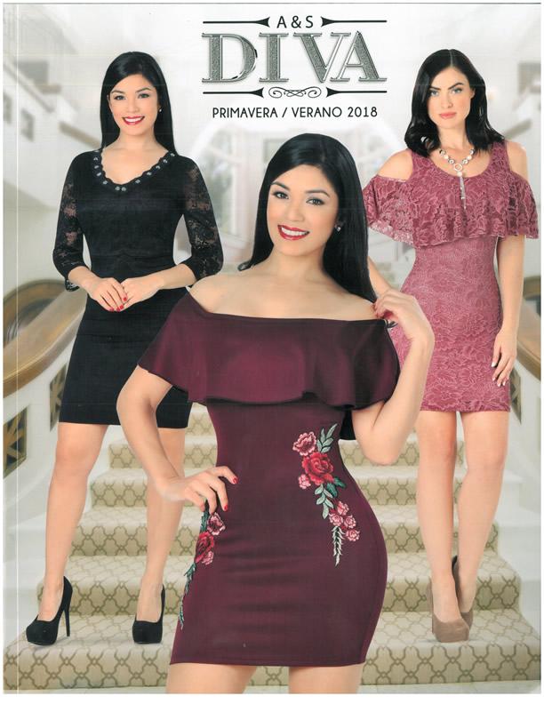Diva Fashion Catalogo Moda Primavera Verano 2018
