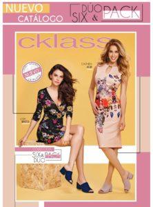 Catálogo Cklass Six & Duo Pack Otoño Invierno 2018 - 2019 1