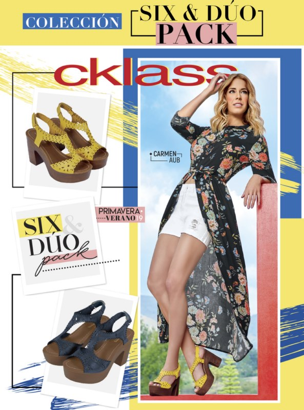 cklass six and duo pack