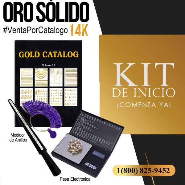 Kit de Incio de Oro