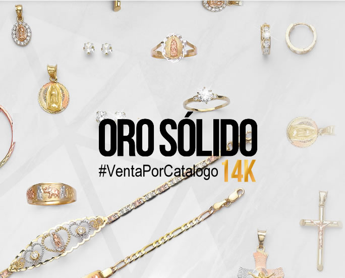 Oro Solido Catalogo