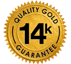 Quality Gold Guarantee 14Kt