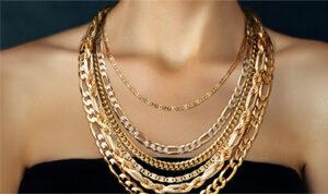 Cadenas de Oro de 14 Kt